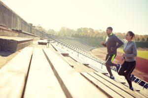 bieganie polepsza wzwody