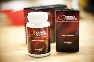 climax control skład dawkowanie cena wszystko o tym suplemencie