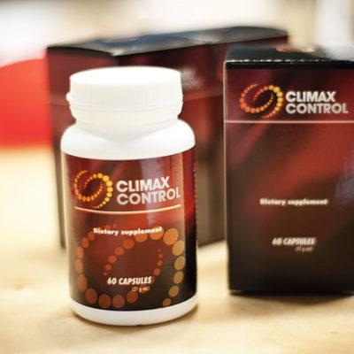 climax control skład dawkowanie cena