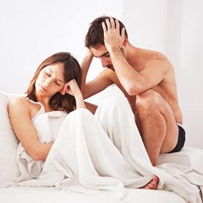 brak wzwodu, poranna erekcja, brak porannego wzwodu