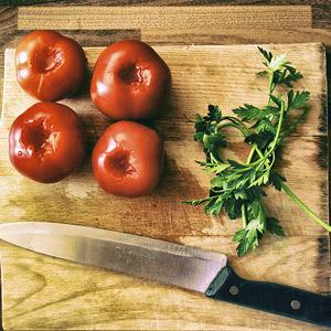 Zdrowa dieta - jadłospis dla mężczyzn składający się z warzyw