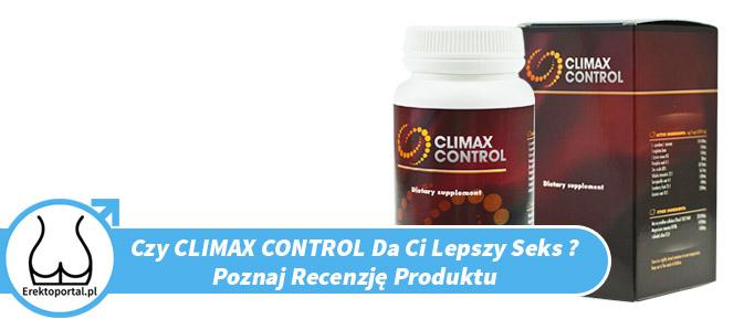 Czy Climax Control da Ci lepszy seks?
