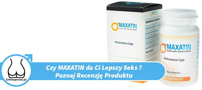 Tabletki Maxatin (Opinie forum, efekty, cena, apteka allegro ceneo czy sklep producenta)