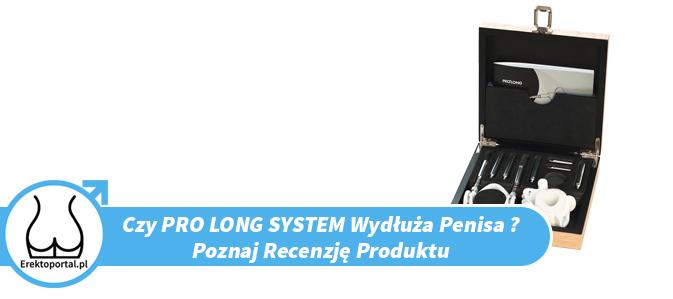 Recenzja Pro Long System poznaj opinie z forum, cenę, dowiedz się gdzie kupić
