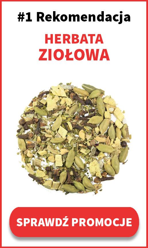 Najlepszy wybór - Herbata Ziołowa