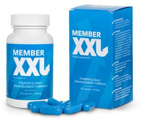 Dawkowanie Member XXL stosujemy według ulotki