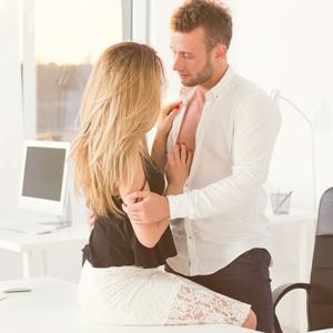 Zdradziłam męża w pracy z nowym pracownikiem