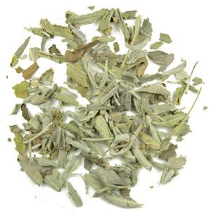 Na obniżenie testosteronu zioła takie jak szałwia pomagają