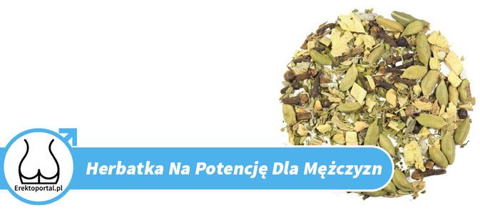 Herbatka na potencję dla mężczyzn to natuarlny sposób