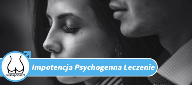 Impotencja psychogenna leczenie jest możliwe