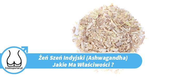 Żeń szeń indyjski (korzeń ashwagandha) możesz dostać w sklepie i aptece