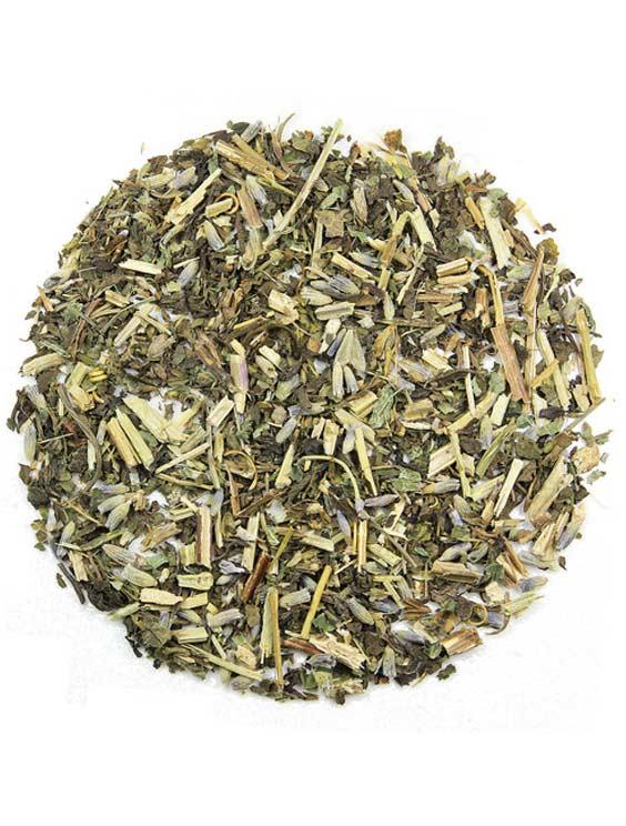 Herbata relaksacyjna uspokaja