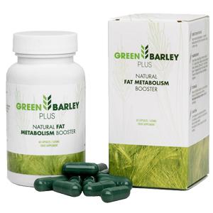 Green Barley Plus efekty ma bardzo dobre dzięki naturalnym składnikom