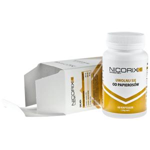 Nicorix efekty dla kobiet i mężczyzn ma niesamowite i to bez skutków ubocznych