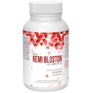 Remi Bloston efekty ma bardzo dobre dzięki naturalnym składnikom