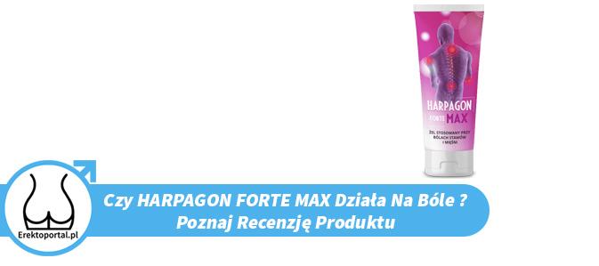 Jakie żel Harpagon Forte Max opinie ma na forum, czy apteka i allegro to dobre miejsce na zakup, oraz jaka jest cena, dowiesz się tego w tym artykule.