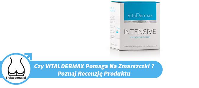 Czy krem VitalDermax opinie z forum i lekarzy ma pozytywne ? Jaka jest cena i czy apteka to dobre miejsce na zakup produktu