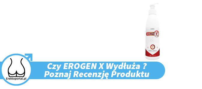 Żel Erogen X ( Opinie Forum, Gdzie Kupić - Apteka Czy Allegro, Ceneo, Sklep Producenta, Cena, Skutki Uboczne)