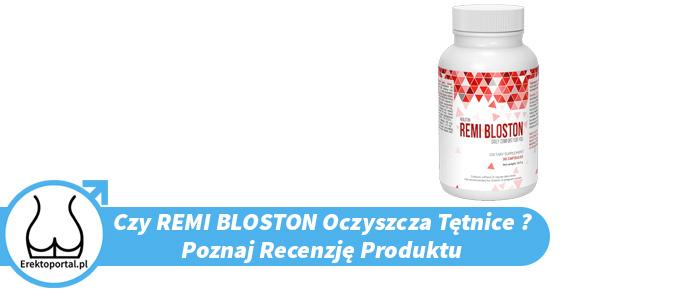 Czy tabletki Remi Bloston opinie z forum i lekarzy mają pozytywne ? Jaka jest cena i czy apteka to dobre miejsce na zakup produktu