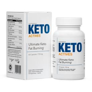 Keto Actives skład ma naturalny i przebadany przez specjalistów i lekarzy