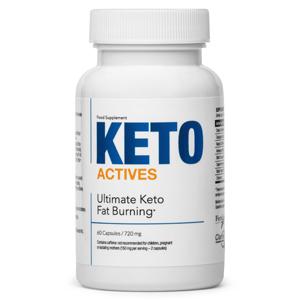 Tabletki na odchudzanie Keto Actives najtaniej na stronie producenta