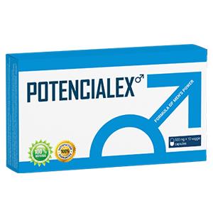 Potencialex efekty ma bardzo dobre dzięki naturalnym składnikom