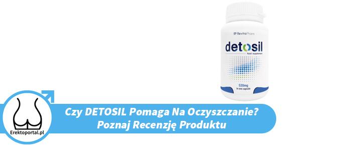 Detosil (Opinie forum, lekarzy, cena w aptece, Allegro, Ceneo, producent, Skład, Ulotka)