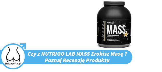 Omówię odżywkę Nutrigo Lab Mass opinie z forum, cenę, efekty i czy apteka to miejsce warte zakupu