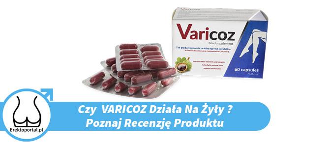 Czy tabletki Varicoz opinie z forum i lekarzy mają pozytywne ? Jaka jest cena i czy apteka to dobre miejsce na zakup produktu