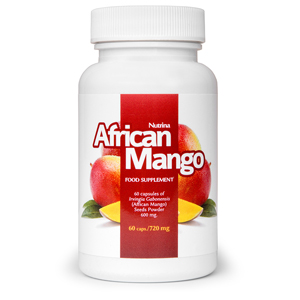 African Mango 6000 mg ulotka opisuje skład