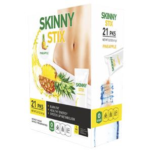 Skinny Stix efekty ma bardzo dobre dzięki naturalnym składnikom