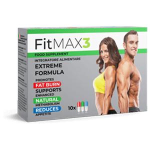 Fitmax3 efekty ma bardzo dobre dzięki naturalnym składnikom