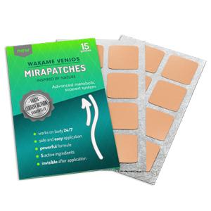 Mirapatches efekty ma bardzo dobre dzięki naturalnym składnikom