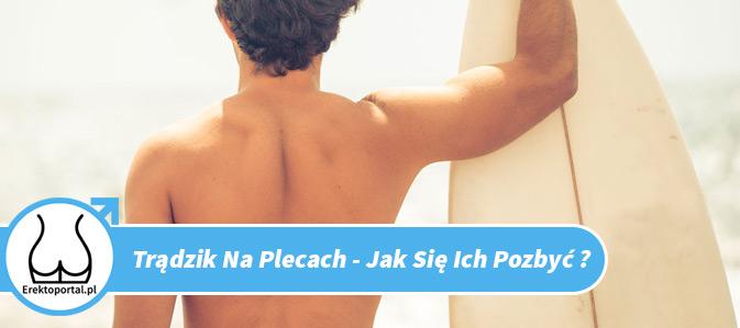 Jak leczyć domowymi sposobami trądzik na plecach, dekolcie i ramionach ?