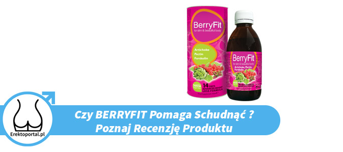 Czy Berryfit opinie z forum i lekarzy ma pozytywne ? Jaka jest cena i czy apteka to dobre miejsce na zakup produktu