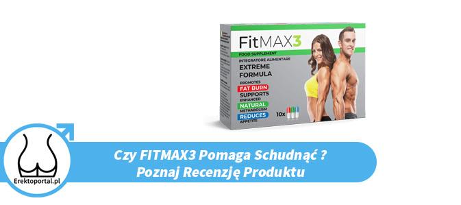 Czy tabletki Fitmax3 opinie z forum i lekarzy mają pozytywne ? Jaka jest cena i czy apteka to dobre miejsce na zakup produktu