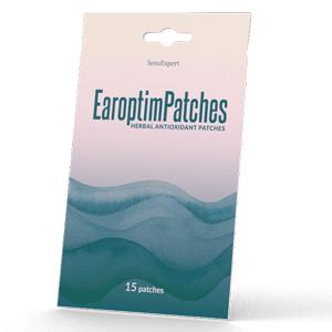 Earoptim Patches efekty ma bardzo dobre dzięki naturalnym składnikom