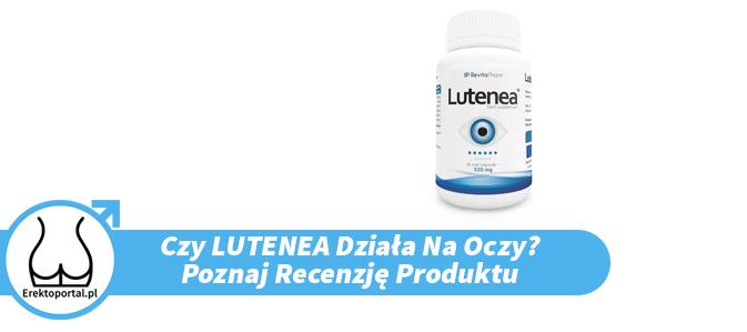Czy tabletki Lutenea opinie z forum i lekarzy mają pozytywne ? Jaka jest cena i czy apteka to dobre miejsce na zakup produktu